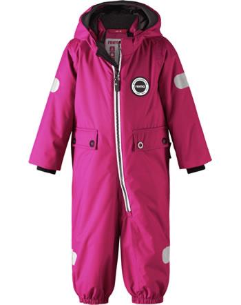 Reima Reimatec® Winter-Overall MARTE cranberry pink 510297-3600