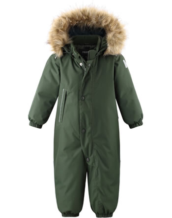 Reima Reimatec® Winter-Overall Schneeanzug GOTLAND dark green 510316-8940