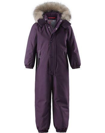 Reima Reimatec® Winter-Overall STAVANGER deep purple 520265-4960