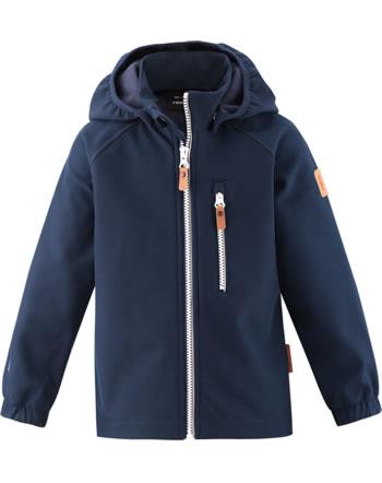Reima Softshell Jacket VANTTI navy 521569-6980