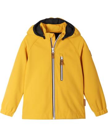 Reima Softshell-Jacke VANTTI orange yellow 521569-2400