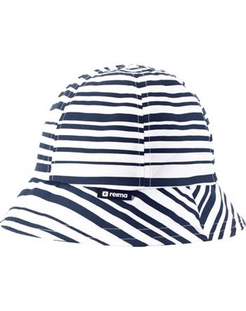 Reima Sonnen-Mütze breite Krempe HELTEE navy 528653-6981