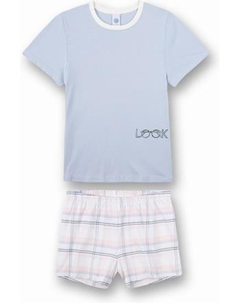 Sanetta Pyjama à manches courtes heather 244942-50335