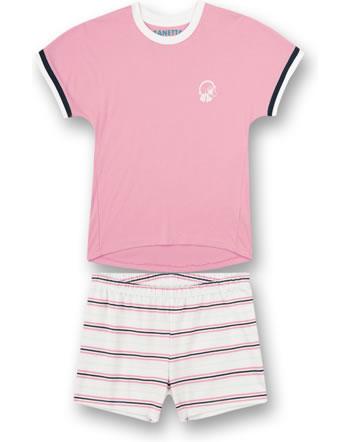 Sanetta Girls Pyjama short peach rose 244985-38092