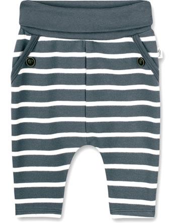 Sanetta Pure Trouser STRIPES ombre blue 10247-50277 GOTS