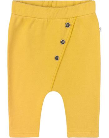 Sanetta Pure Jogginghose Sweathose UNI yellow 10013-2475 GOTS