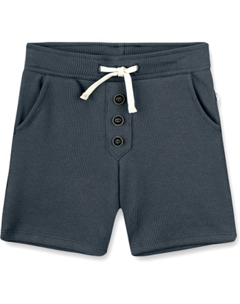 Sanetta Pure Shorts for boys ombre blue 10271-50277 GOTS