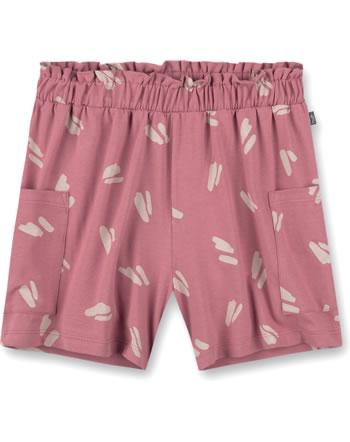 Sanetta Pure Girls shorts bloomy rose 10342-38133 GOTS
