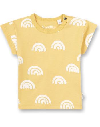 Sanetta Pure T-Shirt short sleeve ochre 10252-22036 GOTS