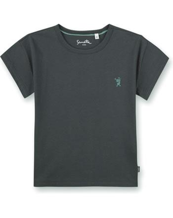 Sanetta Pure T-Shirt short sleeve Monster seal grey 10316-1918