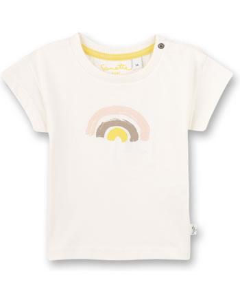 Sanetta Pure T-Shirt short sleeve white whisper 10250-18010 GOTS