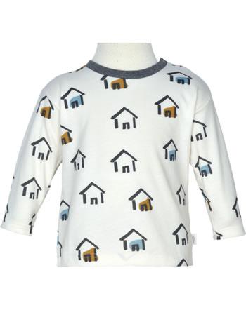 Sanetta Pure Shirt Langarm HÄUSER white whisper 10131-18010 GOTS