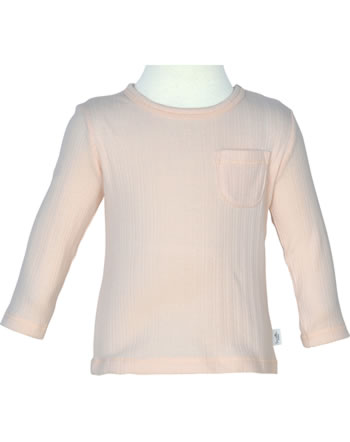 Sanetta Pure Shirt Langarm rose blush 10093-38100 GOTS