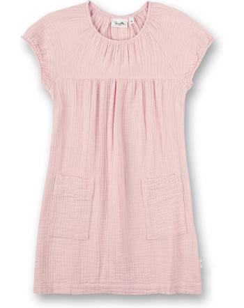 Sanetta Pure Sommer-Kleid mit Taschen Kurzarm rose cloud 10231-38126 GOTS