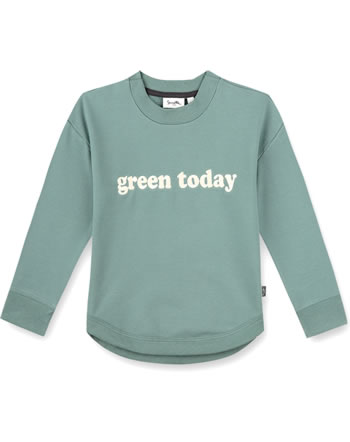 Sanetta Pure Sweatshirt long sleeve green today blush thyme 10318-40024