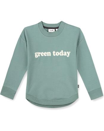 Sanetta Pure Sweatshirt Langarm green today blush thyme 10318-40024