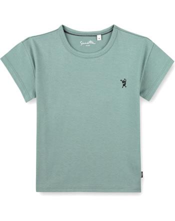 Sanetta Pure T-Shirt short sleeve Monster blush thyme 10316-40024