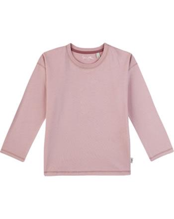 Sanetta Pure T-Shirt Langarm UNI rose 10079-3037GOTS