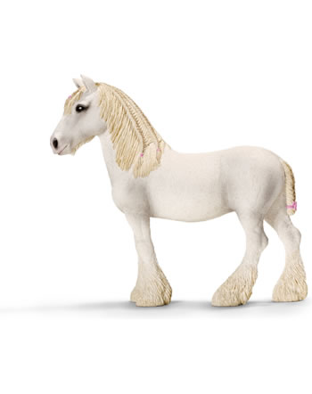 Schleich Shire Jument 13735