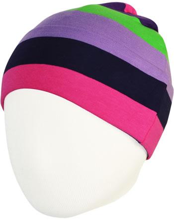Smafolk Bonnet purple 2820-12