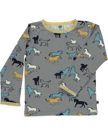 Smafolk Shirt manches longues HORSES wild dove 73-0029-234