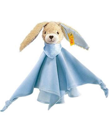 Steiff câlin de lapin Hoppel bleu 237 478