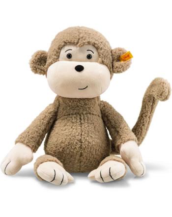Steiff Singe Brownie 40 cm brun clair 060328