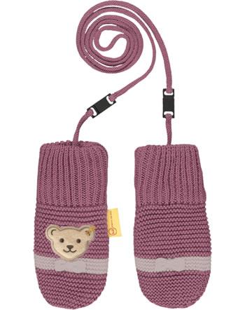 Steiff Baby-Fäustlinge Handschuhe FAIRYTALE malaga 2023435-7045