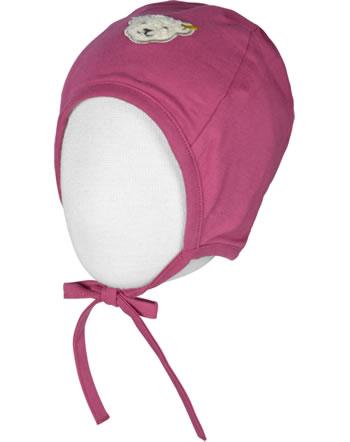 Steiff Bonnet PONYFUL Baby Girls carmine 2022431-7046
