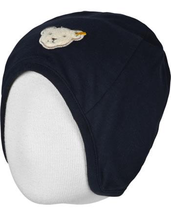 Steiff Bonnet PONYFUL Baby Girls steiff navy 2022431-3032