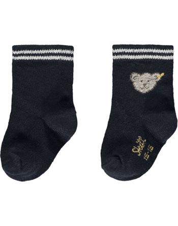 Steiff Baby-Socken GOTS steiff navy 2111611-3032