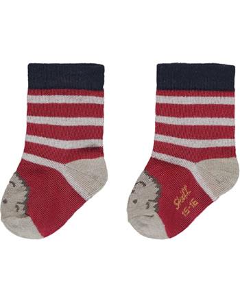 Steiff Baby-Socken GOTS true red 2111612-4015