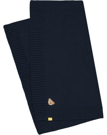 Steiff Knitted Blanket INDI BEAR Baby Boys steiff navy 2022344-3032
