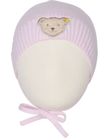 Steiff Baby-Strickmütze BUGS LIFE Baby Girls almond blossom 2111417-3027