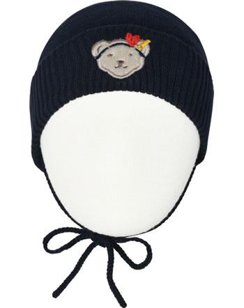 Steiff Hat  MARINE AIR Baby Girls steiff navy 2112423-3032