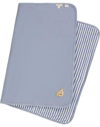 Steiff Blanket RAINDROPS velour stonewash 2022504-6059