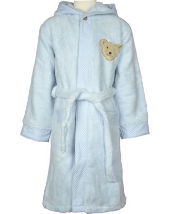Steiff Bathing gown BASIC winter sky 000020318-6017