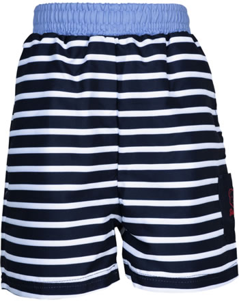 Steiff Swimming shorts /Bermudas CRAB MEETS STRIPES BOY steiff navy 2014617-3032
