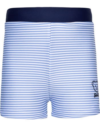 Steiff Swimming shorts CRAB MEETS STRIPES BOY forever blue 2014607-6027