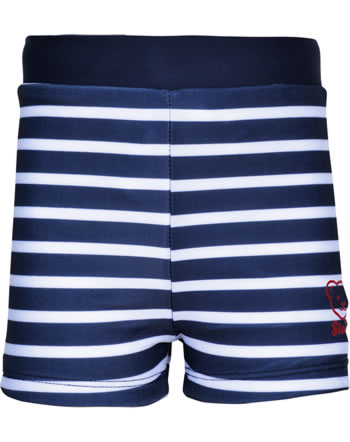 Steiff Swimming shorts CRAB MEETS STRIPES BOY steiff navy 2014606-3032