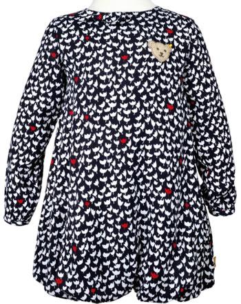 Steiff Dress long sleeve HELLO SPRING allover 6913018-0003