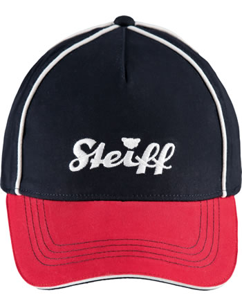 Steiff Baseballcap BEAR TO SCHOOL steiff navy 2021114-3032