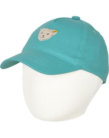 Steiff Baseballcap HIGH FIVE Mini Boys winter green 2111108-5021