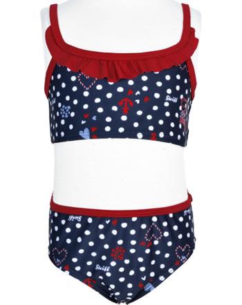 Steiff Bikini NAVY HEARTS steiff navy 2014608-3032