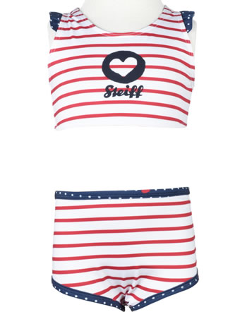 Steiff Bikini SWIMWEAR true red 2114609-4015