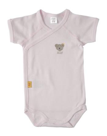 Steiff Baby bodysuit BASIC barely pink 0008512-2560