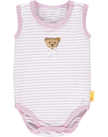 Steiff Body ärmellos HELLO SUMMER Baby Girls pink lady 2113403-3033