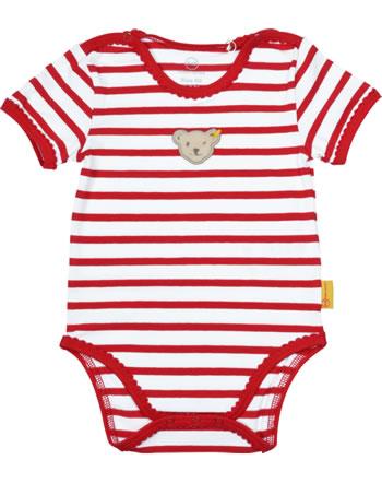 Steiff bodysuit AHOI BABY tango red 2012202-4008