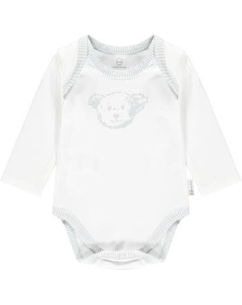 Steiff Body Langarm BABY GOTS UNISEX cloud dancer 2112504-1001