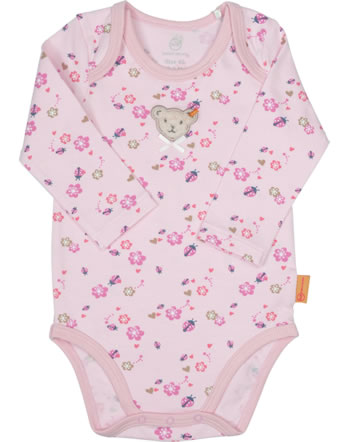 Steiff Bodysuit long sleeve BUGS LIFE Baby Girls almond blossom 2111401-3027